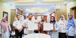 ASN Dapat Tunjangan Beras, Bulog dan Pemkot Makassar Teken MoU