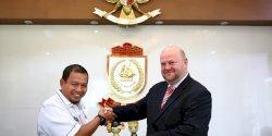 Uni Eropa Ajak Pemkot Makassar Kerja Sama di Bidang Maritim