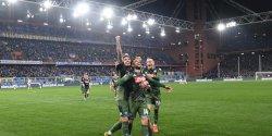 Sampdoria vs Napoli, Asuhan Ranieri Dipecundangi Tim Tamu 2-4