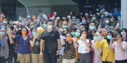 Masa Observasi Berakhir Besok, Ratusan WNI dari Wuhan Akan ke Jakarta