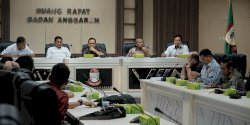 Dalam Sehari DPRD Makassar Terima Tiga Tamu Kunker Sekaligus