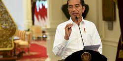 6 Langkah Jokowi Tangani Virus Korona