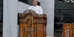 Shalat Subuh Berjamaah di Kelurahan Mampu, Ini Pesan Pj Walikota Makassar