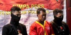 Kurang dari 24 Jam, Polisi  Tangkap Pembunuh Pemilik  Ruko di Pangkep