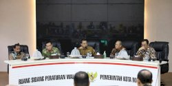 Wali Kota Lubuk Linggau Belajar Smart City di Makassar