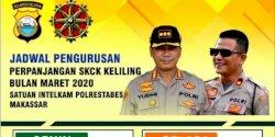 Polrestabes Makassar Buka Layanan SKCK Keliling, Ini Jadwalnya