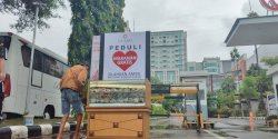 Hotel Claro Makassar Siapkan Makanan Gratis, 200 Bungkus Per Hari