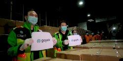 Gojek Impor 5 Juta Masker, Bakal Dibagikan di 1.300 Titik