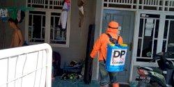 Tim Peduli Corona DP Bergerak Hingga di Batas-Batas Kota Makassar