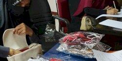 UKM Binaan Diskop Makassar Mulai Produksi Masker Kain
