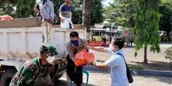50.000 Paket Sembako Mulai Disalurkan ke Masyarakat Gowa