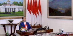 Jokowi Ajak Negara GNB Bersatu Lawan Covid-19
