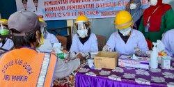 Hari Kedua Rapid Test Massal di Gowa, 18 Ditemukan Reaktif