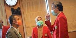Rektor Unhas Tegaskan Dukungan ke Program Pemkot Makassar