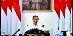 Saksikan Penyuntikan Perdana Vaksin Covid, Begini Harapan Presiden Jokowi