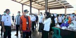Pemkot Makassar Gelar Rapid Test di Paotere