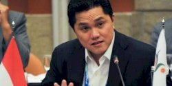 Menteri BUMN Erick Tohir Umumkan Susunan Baru PT Adhi Karya