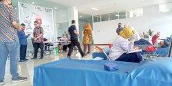 Pelindo IV-PMI Makassar Gelar Aksi Donor Darah