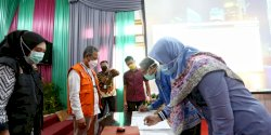 Sehat dan Produktif, Langkah Yusran Lawan Covid-19 di Makassar Dimulai Hari Ini
