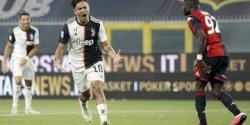 Tekuk Genoa 3-1, Juventus Pertahankan Posisi Puncak