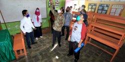 Infrastruktur  SD Sudirman Bakal Dibenahi Pemkot Makassar