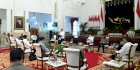 Percepat Pemulihan Ekonomi, Jokowi Minta Menteri Kerja Ekstra