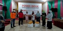TP PKK Makassar Terima 1.000 Masker dari PT Eastern Pearl Flour Mills