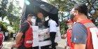 PMI Sulsel Salurkan Bantuan Bencana di Luwu Utara