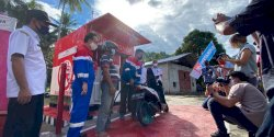 Pertashop Kini Beroperasi di Pulau Sulawesi