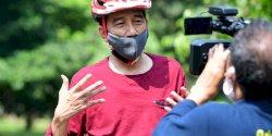 Presiden Jokowi Jalani Uji Swab, Ini Hasilnya