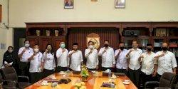 Ketua IKA FH UMI Siap Bantu Kendalikan Covid-19 di Makassar