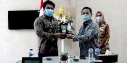 Pemkot Makassar Apresiasi Kerjasama Penjualan Secara Digital Bersama Grab
