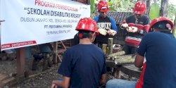 UKM Binaan Pertamina Pekerjakan Disabilitas, Tembus Omzet Belasan Juta