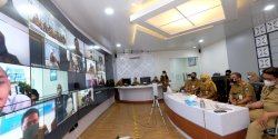 Empat SKPD Paparkan Rekomendasi Impelementasi Penilaian SAKIP Gowa