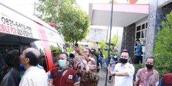 Gerakan Trisula Pemprov Gelar Swab Test  Gratis di Minasa Upa