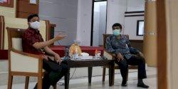 Bupati  Gowa Terima Kunjungan BPK Perwakilan Sulsel