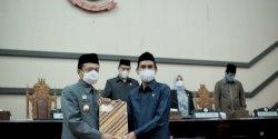 DPRD Makassar Sahkan Renja 2021 dan Perda Penyusunan Produk Hukum