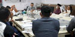 Komisi A DPRD Makassar RDP Pertanyakan Retribusi Pasar Segar