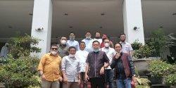 Komisi C DPRD Makassar Sharing Soal RDTR di Bandung