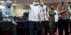 Perayaan HUT 413 Makassar, Sekwan Pastikan Keamanan dan Prokes Covid-19