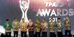 Pertumbuhan Ekonomi Progresif, Sulsel Masuk Nominasi Penerima Penghargaan TPAKD Award Nasional