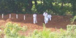 Kini Jenazah Covid-19 Tak Harus Dikuburkan di TPU Macanda