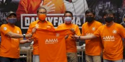 Aliansi Matahari Muda Deklarasi Dukungan ke Danny-Fatma