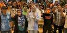 Enggan Terlena Hasil Survei, Komunitas Danny-Fatma Intensifkan Konsolidasi