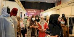 Ketua TP PKK Makassar Apresiasi Gelaran Trend Hijab Expo 2020
