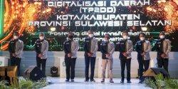 Pj Wali Kota Makassar Tanda Tangani SK Tim Percepatan dan Perluasan Digitalisasi Daerah Se-Sulsel