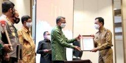 Penyerahan DIPA 2021, Makassar Dapat Rp1,7 Triliun