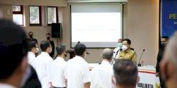 Pj Wali Kota Makassar Lantik Pengurus BP2M Periode 2020-2024