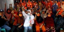 Relawan ADAMA' Fokus Bergerak di Jalur Kemenangan