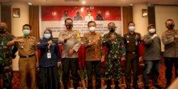 Deklarasi Damai Jelang Pencoblosan, Pj Wali Kota Makassar: Pilkada Juga Mesti Berjalan Sehat